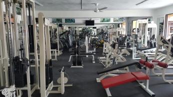 300 metros Musculación